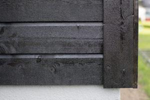 Overflatebehandling av utvendig kledning - Fabrikkmalt kledning