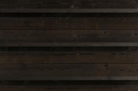 Tømmerfals kledning passer til hytte